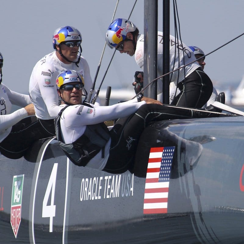 Sailing - VIP Hospitably – Americas Cup – Cowes