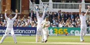 Ashes Cricket England Australia