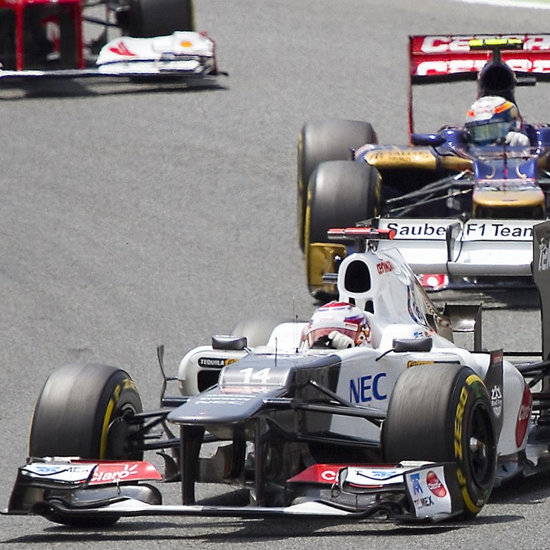 Formula 1 - VIP Hospitality – Monaco – Silverstone – Barcelona – Singapore – Dubai – Sao Paulo