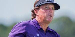 Phil Mickelson PGA Golf Golfer
