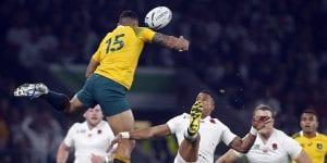 England vs Australia Rugby