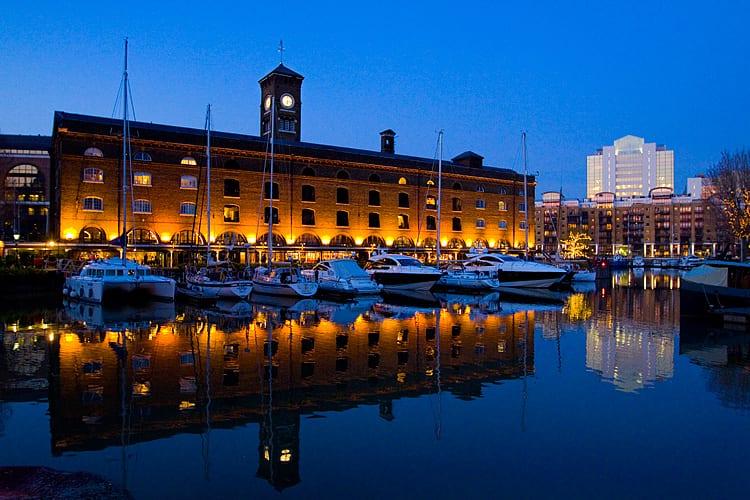 St.Katherines Dock