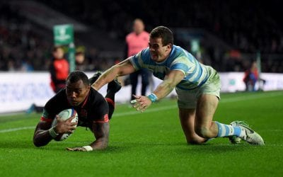 England vs Argentina Autumn Internationals