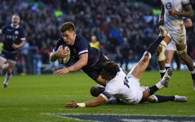 England vs Scotland- Calcutta Cup
