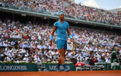 Roland Garros 2018.