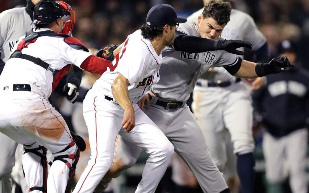 New York Yankees vs Boston Red Sox 2019