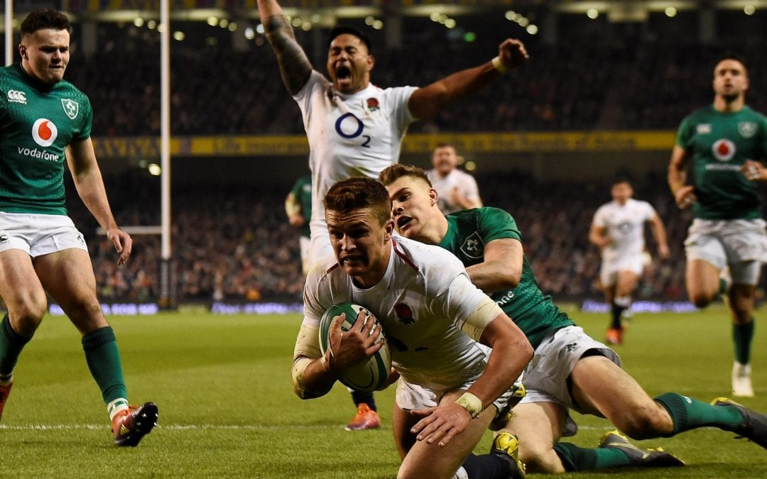 Guinness Six Nations – Ireland v England