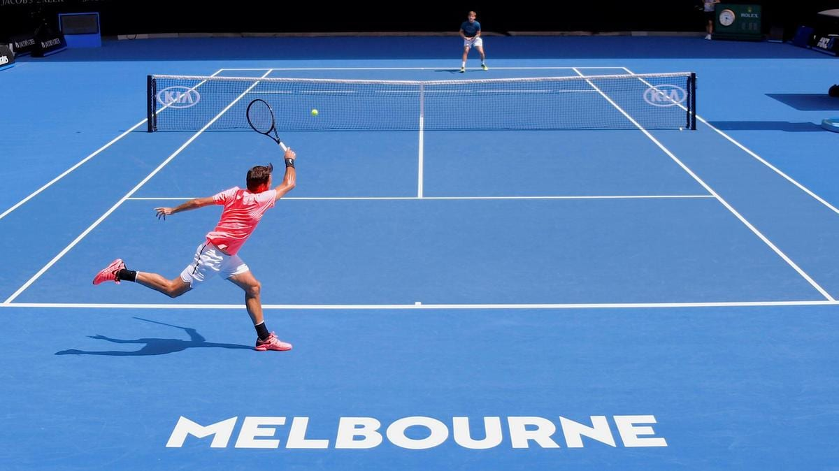 Tennis In Melbourne