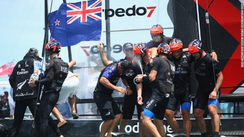 Reinvention For America's Cup 2021
