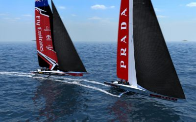 36th America's Cup 2021