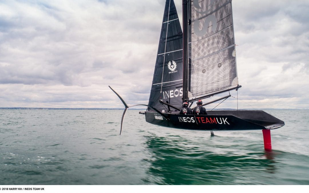 What has changed? America's Cup 2021 vs 2017