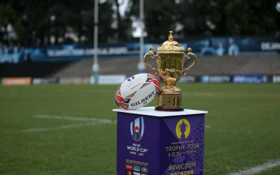 Rugby World Cup 2019.