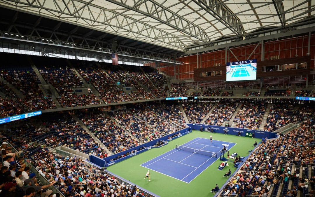US Open Tennis 2019 (so far)