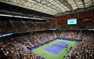 US Open Tennis 2019 (so far)