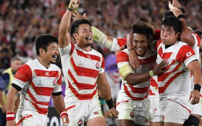 Japan at Rugby World Cup