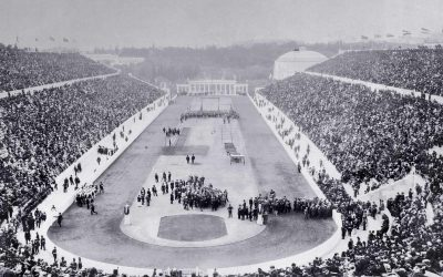 Olympics Games – Steeped in history.