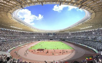 Build up to 2020 Olympics, Tokyo